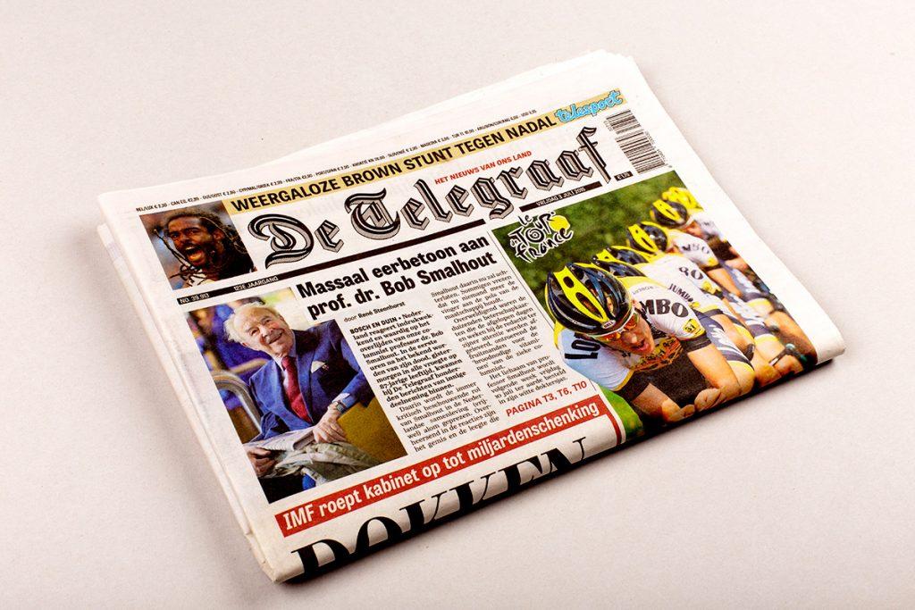 Aanbiedingen Telegraaf